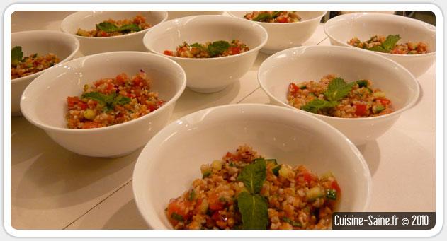 Blog cuisine bio test : cours de cuisine à l'école de Cuisine Alain Ducasse