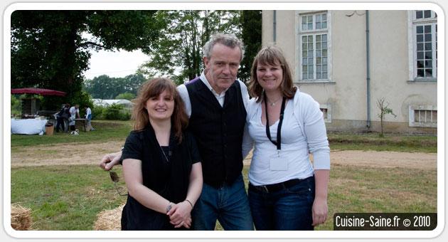Blog cuisine bio : escapade dans les jardins d'Alain Passard