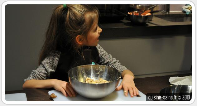 Atelier de cuisine à l'atelier des sens