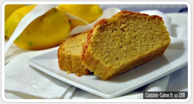 Recette Cake Farine De Sarrazin Lardon Fromage