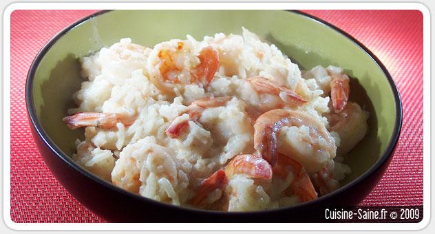 Recette sans gluten : crevettes au massalé