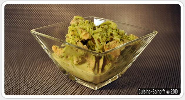 Recette bio rapide : émincé de dinde au brocolis au curry