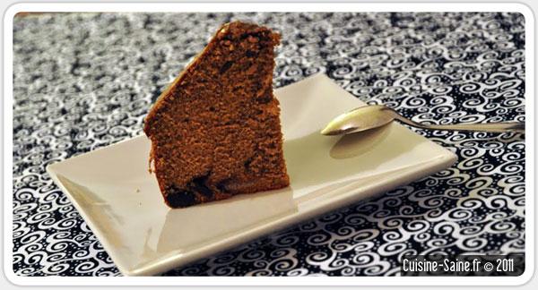 Recette bio : gâteau saveur café à la MAP