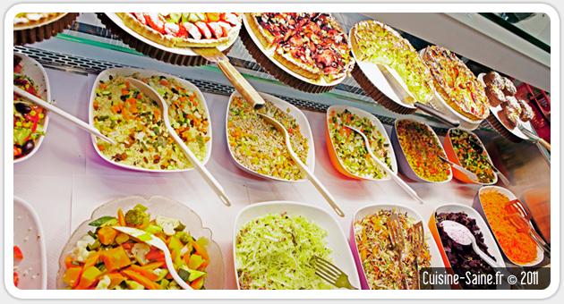 Blog cuisine bio : une bonne table bio, la table verte