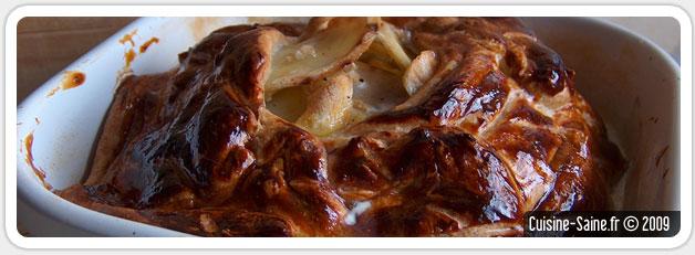 Recette bio : pâté aux pommes de terre Bourbonnais