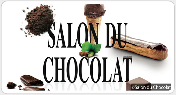 Gagnez des places pour le salon du chocolat 2010