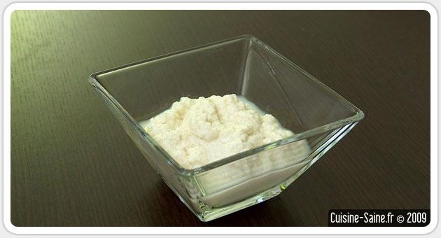 Recette bio : tofu soyeux fait maison