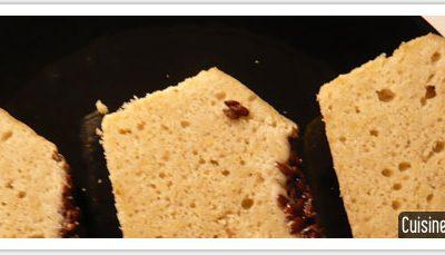 Recette de pain sans gluten au sarrasin