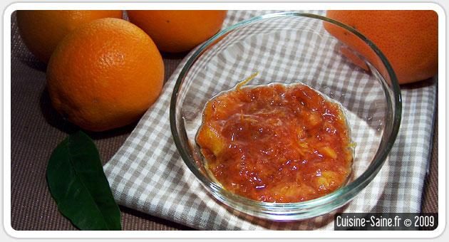 Recette bocaux : confiture d'orange, pamplemousse et cannelle à l'agar agar