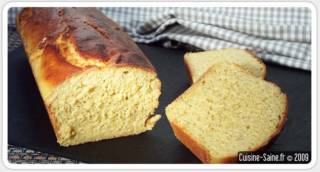 Recette sans gluten : pain sans gluten