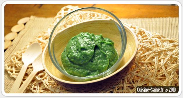 Recette bio rapide : guacamole à la spiruline