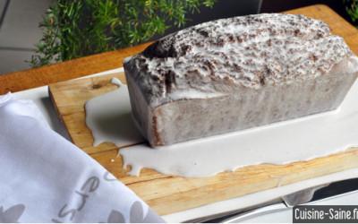 Recette bio sans gluten : carrot cake