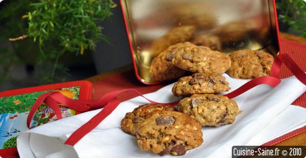 Recette bio sans gluten : biscuit cacahuète et riz soufflé