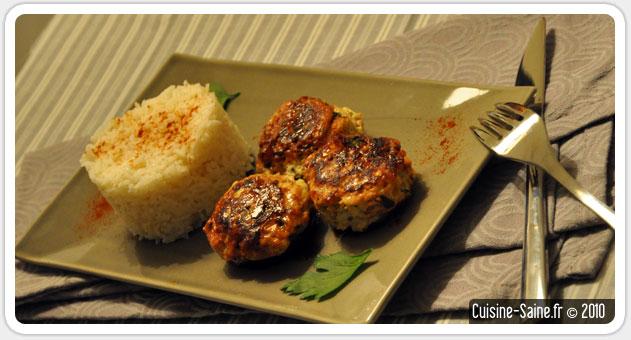Recette De Croquette De Poulet Jambon Cuisine Saine
