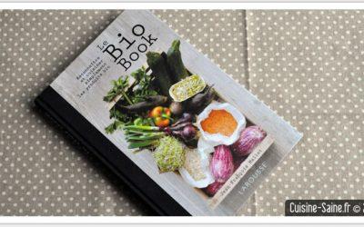 Livre de cuisine bio : le bio book aux éditions Larousse