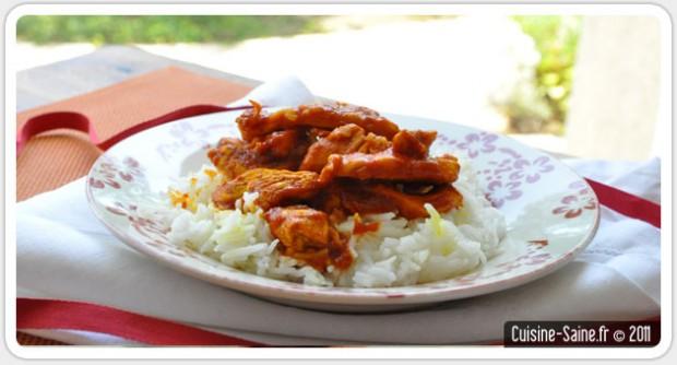 Poulet tomate curcuma blog cuisine saine sans gluten - Comment utiliser le curcuma dans la cuisine ...