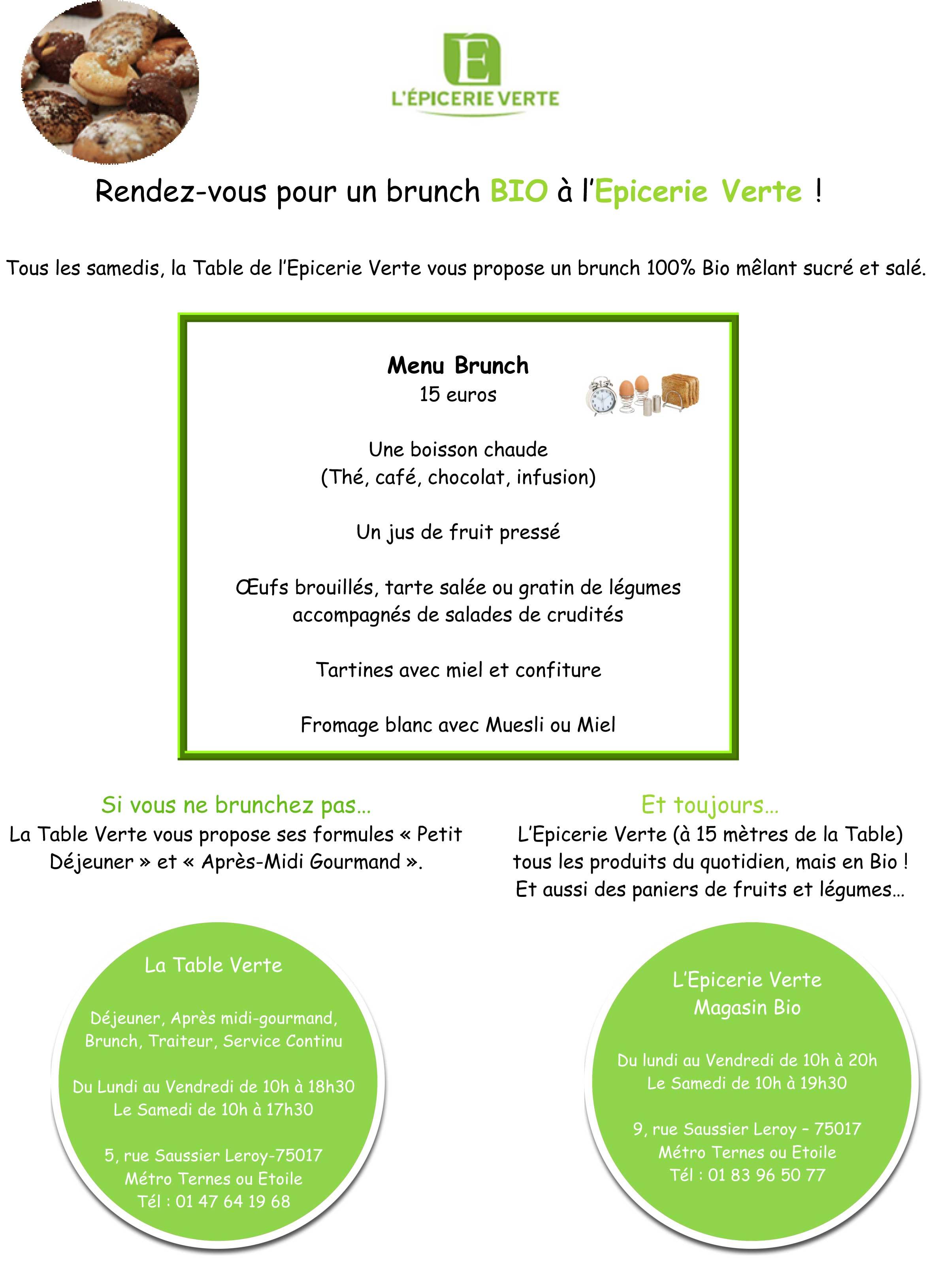 Blog cuisine bio une bonne table bio la table verte - Blog cuisine bio saine ...