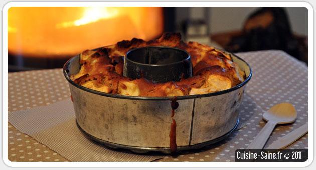 Recette sans gluten gateau aux pommes cuisine saine - Recettes cuisine sans gluten ...