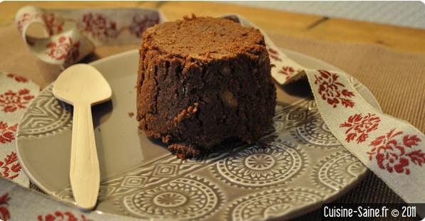 G teau au chocolat l 39 huile essentielle d 39 orange douce sans gluten sans sucre sans lait - Gateau au chocolat sans sucre ...