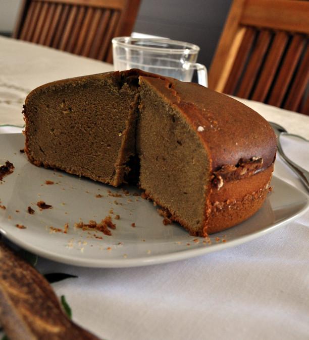 Recette sans sucre et sans gluten : gâteau au citron à la MAP