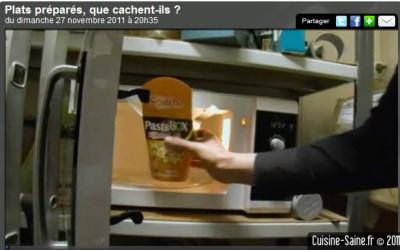 Blog cuisine bio télé : les plats préparés que cachent-ils ?