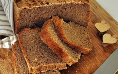 Recette bio : pain de seigle au levain à la MAP
