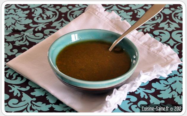 soupe chou poireau