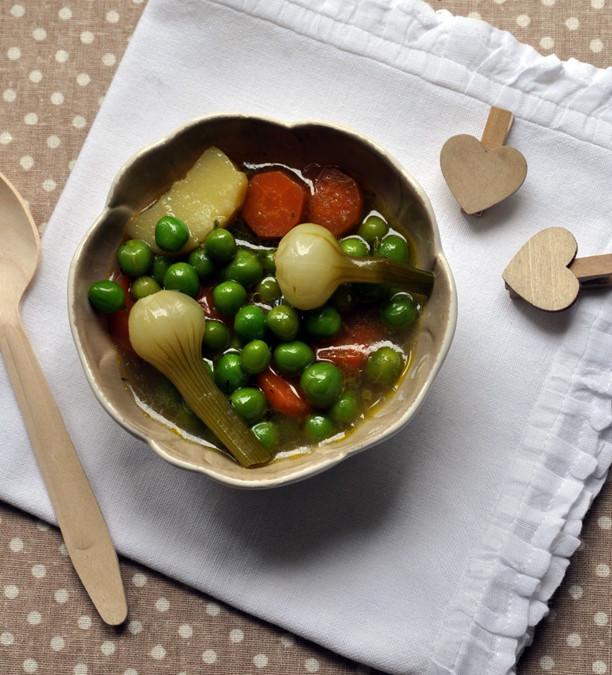 Concours cuisine : printanière de légumes, vive la cuisine bio gourmande