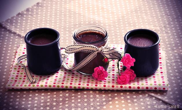 crème soja chocolat