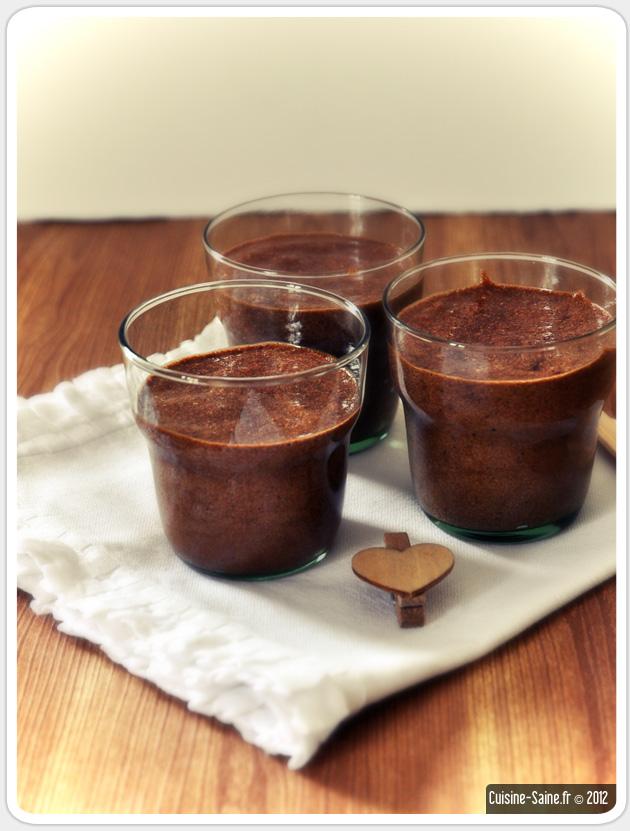 Recette mousse au chocolat onctueuse