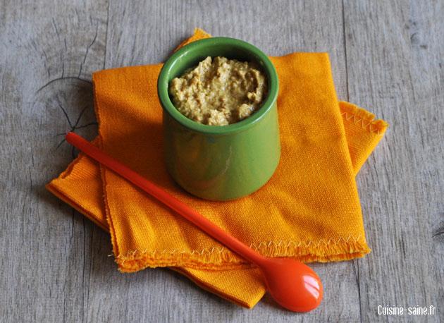 recette de moutarde à l'ancienne