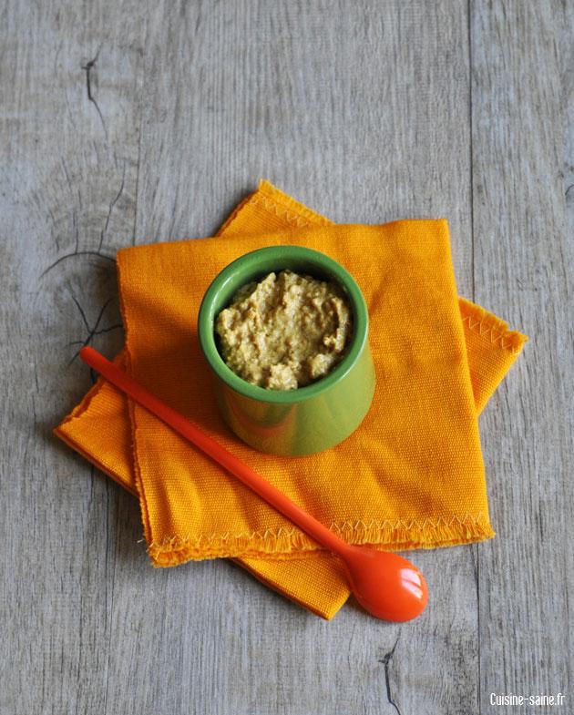 recette moutarde à l'ancienne