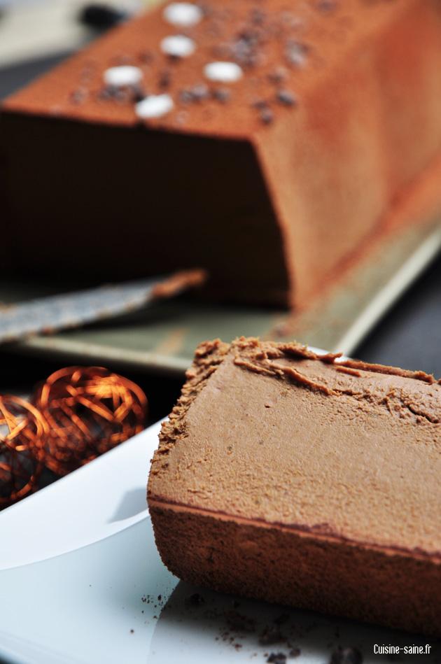 recette sans gluten ni oeuf b che de no l chocolat noisettes blog cuisine saine sans. Black Bedroom Furniture Sets. Home Design Ideas