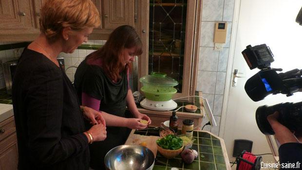 Blog cuisine bio actu : recettes de saison pour Météo à la carte