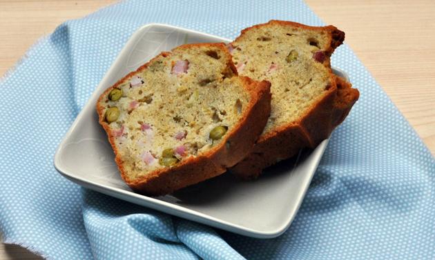 Recette Cake Lardons Tomates S Ef Bf Bdch Ef Bf Bdes