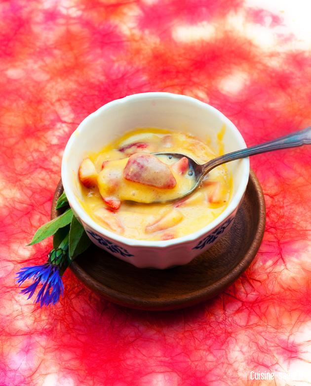 Recette légère : fraises au coulis de mangue Fraises-mangue1