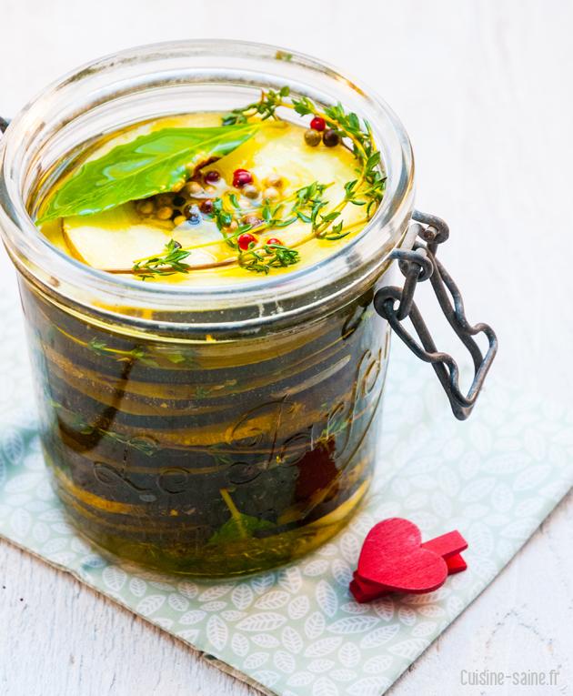 Conserve de courgette blog cuisine bio recettes bio for Aubergines en conserve maison