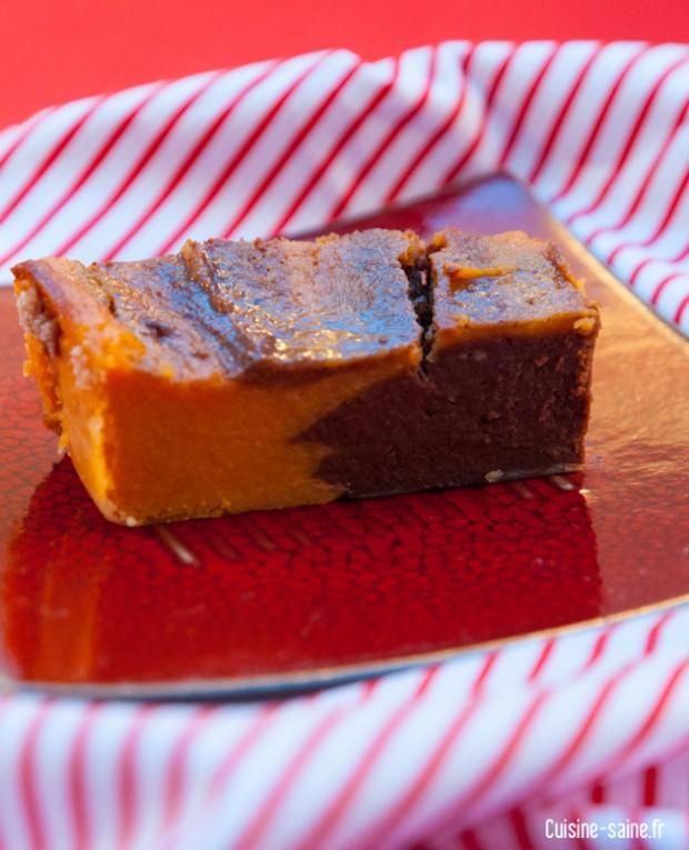 G teau au chocolat sans oeuf blog cuisine saine sans gluten sans lait - Gateau au chocolat sans gluten ...