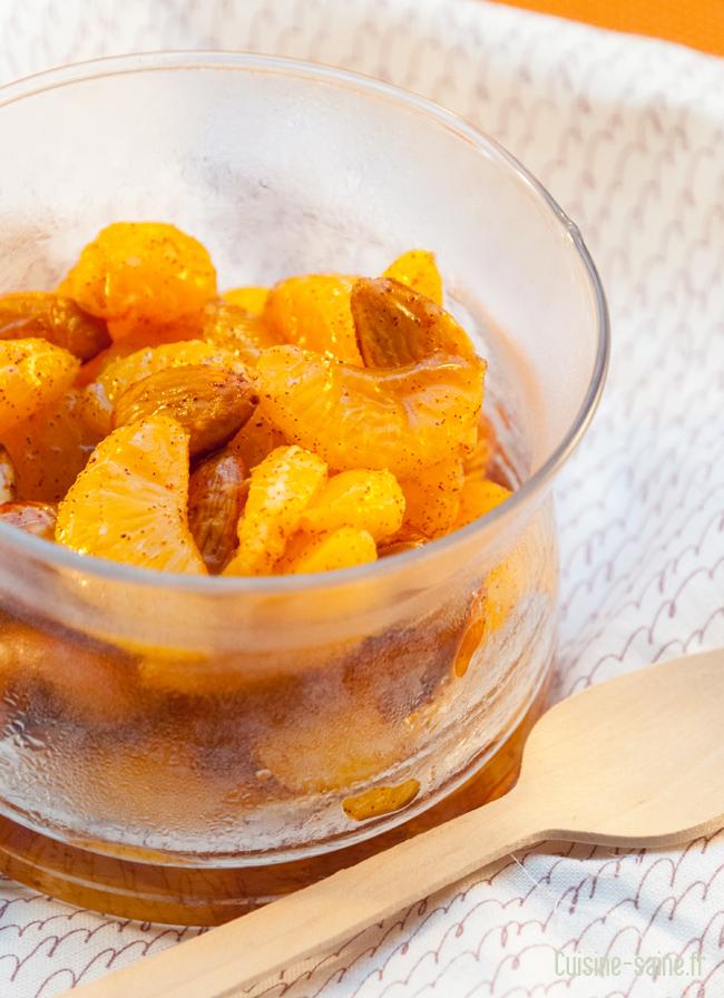 poelee clementines