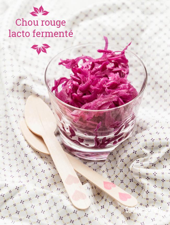 Les légumes lacto fermentés et la lacto fermentation