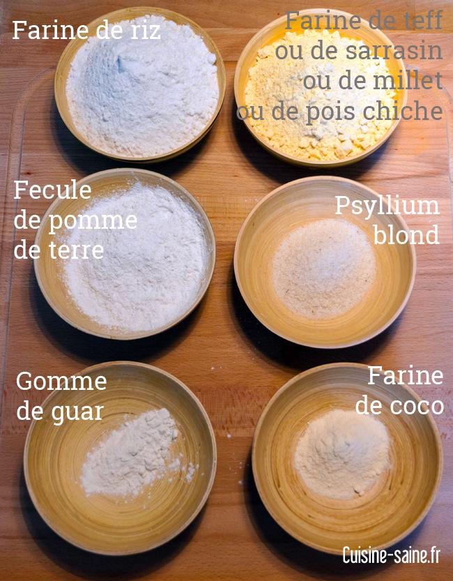 Mon Mix Patisserie Sans Gluten Et Sans Mais