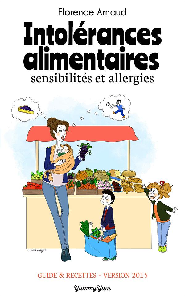 Les intolérances alimentaires, sensibilités et allergies