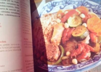 La cuisine des grands classiques Ma version bio – Marie Chioca