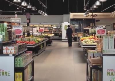 Visite virtuelle du magasin cœur de nature