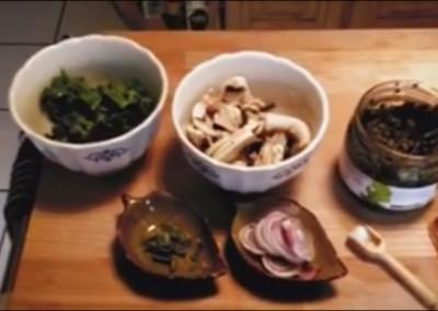 Faire une sous minute vegan – sans gluten