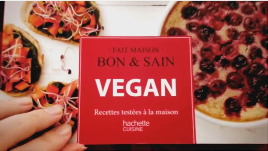 mon dernier livre vegan recettes test es la maison blog cuisine saine sans gluten sans lait. Black Bedroom Furniture Sets. Home Design Ideas