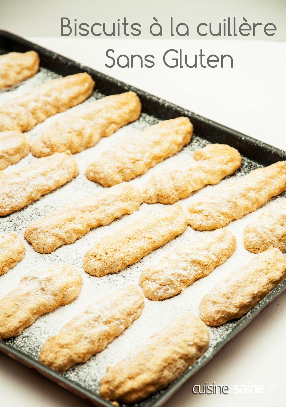Biscuits la cuill re sans gluten - La cuisine sans gluten ...