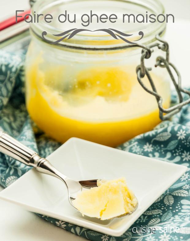 faire du ghee ou beurre clarifi maison blog cuisine saine sans gluten sans lait. Black Bedroom Furniture Sets. Home Design Ideas