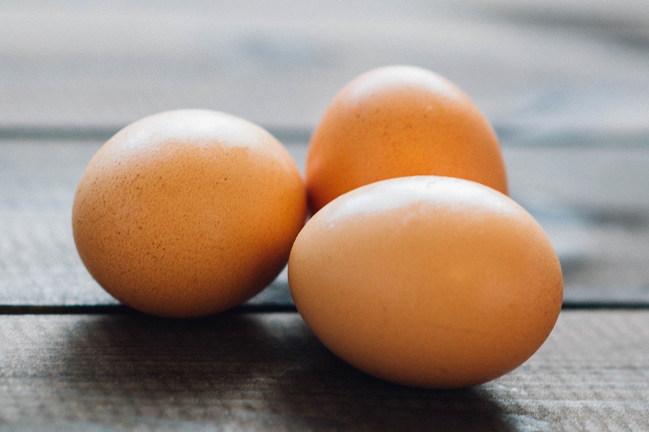 Par quoi remplacer les œufs ? - Blog Cuisine Saine sans gluten ...