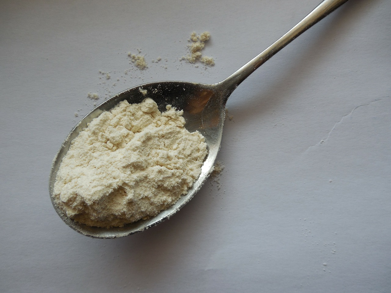 La farine de coco et de lupin